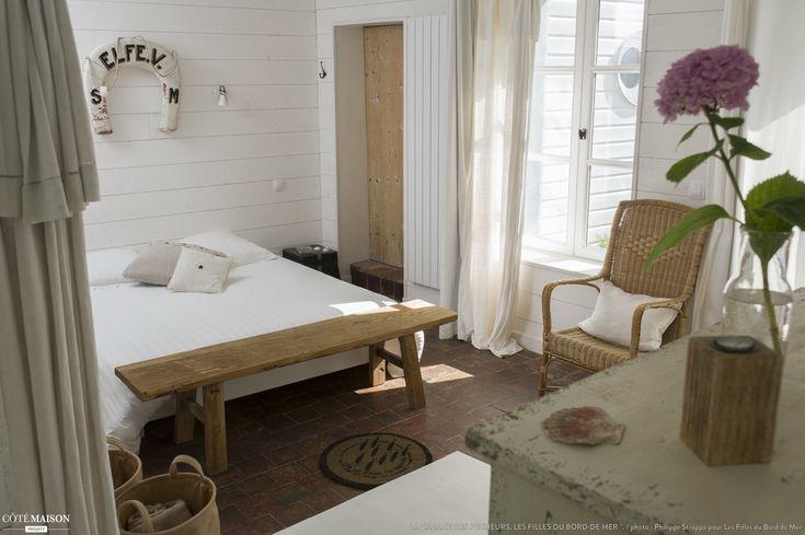 La cabane des p cheurs un petit gite en normandie les for Chambre design normandie