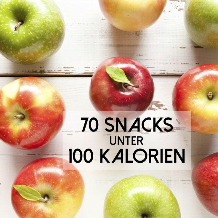 Echte Leichtgewichte: Gesunde Snacks mit maximal 100 kcal : Album - gofeminin