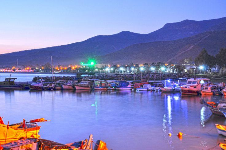 Gümüldür Limanı
