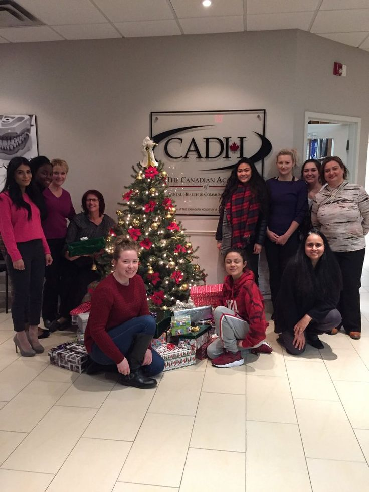 'Operation Shoebox' was a Huge Success at CADH!