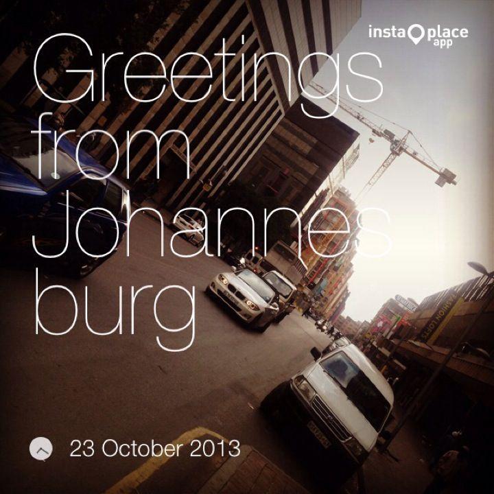 Johannesburg 1989-1996