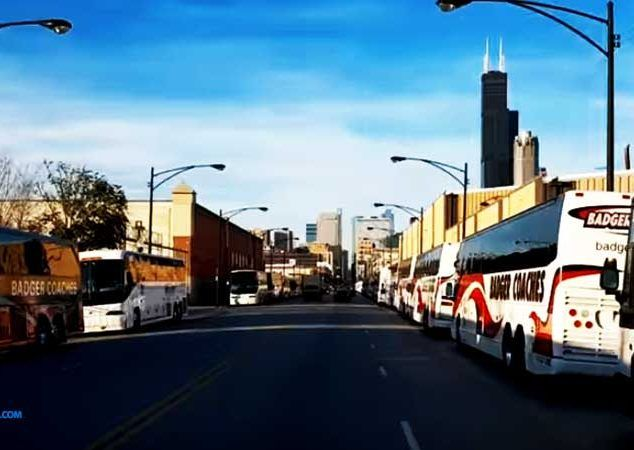 AAAAAANNNNND IT'S GEORGE SOROS: Video taken on the ground in Chicago yesterday show block after block of buses that are being used to bring in professional agitators to protest Donald Trump's landslide victory over Hillary Clinton. Who is paying for all these buses bringing in all these protesters? Why, it's our old friend George Soros, of course. And he is playing his favorite card, the race card. Soros, you will recall, spent millions busing in agitators to fuel the race riots in…
