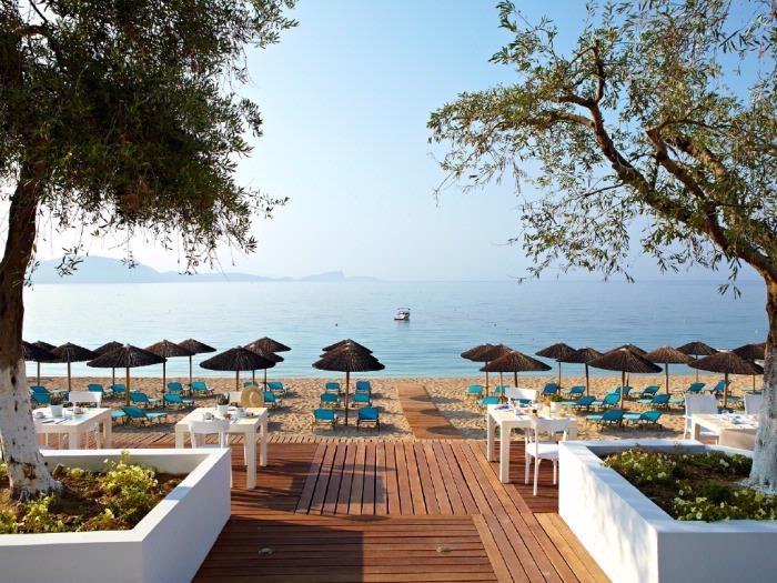 Idyllic resort few kilometres from the center of Parga, Greece www.hotelsparga.com
