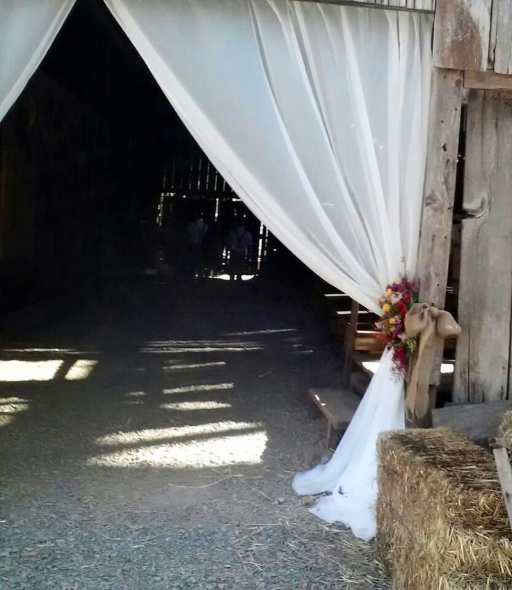 1000+ Images About Barn Drapery And Fabric On Pinterest