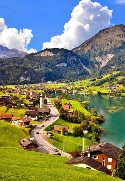Grindelwald, Switzerland http://www.leotrippi.com/luxurytravelblog/2016/05/18/grindelwald-trummelbach-falls-isenfluh/