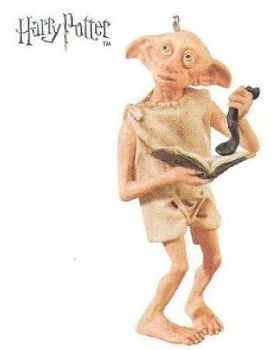 2010 Gift for Dobby Harry Potter Hallmark Keepsake Ornament at Hooked on Hallmark Ornaments