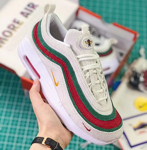 classic fit 74eb4 410cf Gucci x Sean Wotherspoon x Air Max   AJ4219-136 - Shoecolla