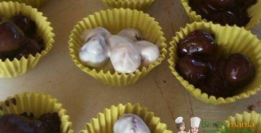 Nocciole al cioccolato Bimby - Ricette Bimby