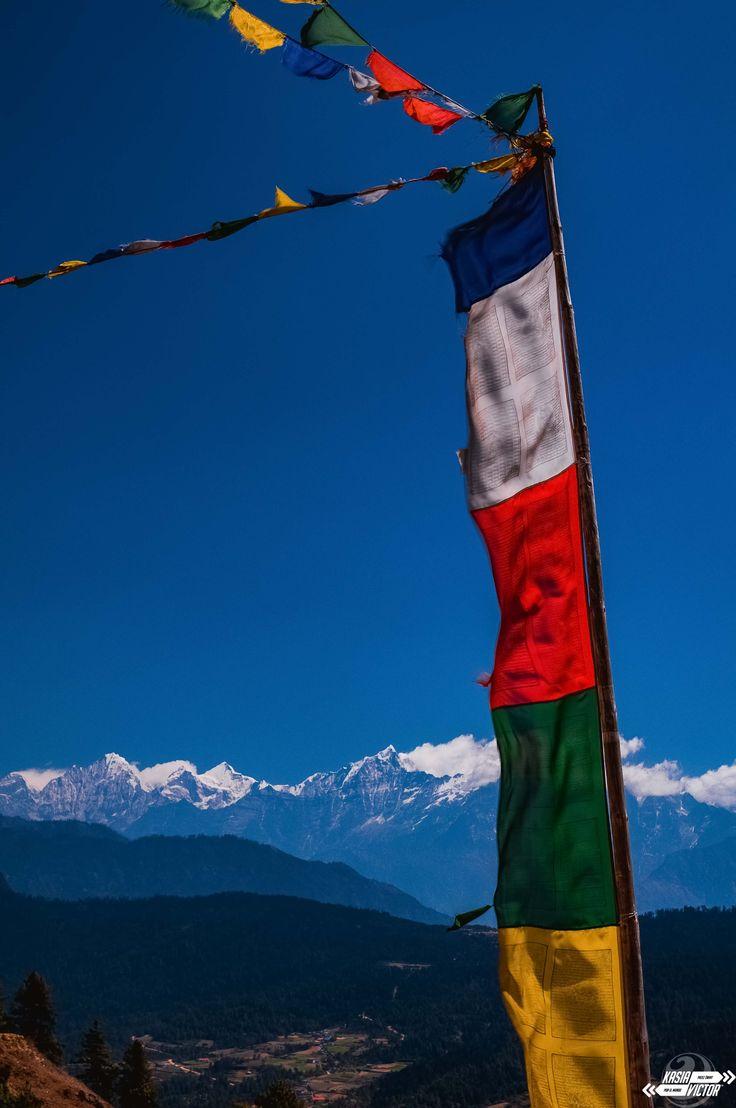 W Katmandu namiętnie oferuje się dwa trekkingi: dookoła Annapurny i do bazy pod Everestem (Everest Base Camp, w skrócie EBC).