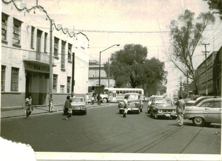Barrio de la Lagunilla