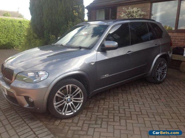 BMW X5 3.0d M Sport 2011 88000 miles 7 seats #bmw #msport #forsale #unitedkingdom