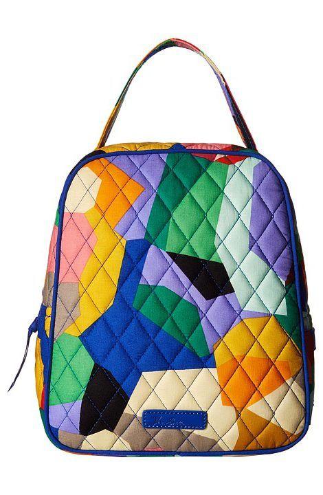 Vera Bradley Lunch Bunch (Pop Art) Bags - Vera Bradley, Lunch Bunch, 15709-660, Bags and Luggage General, Bag, Bag, Bags and Luggage, Gift - Outfit Ideas And Street Style 2017