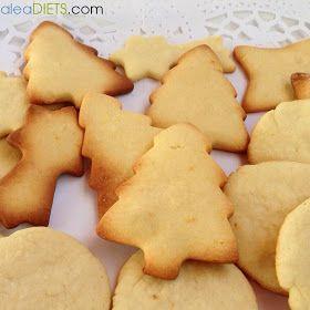 La dieta ALEA - blog de nutrición y dietética, trucos para adelgazar, recetas para adelgazar: Galletas de Navidad