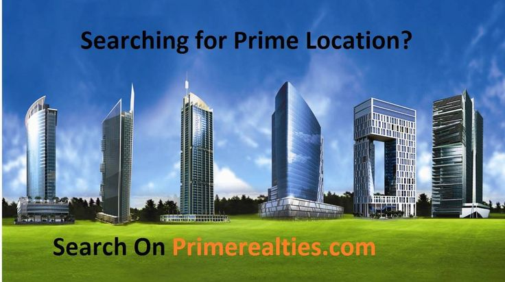Searching for Prime Location? Search on PRIMEREALTIES.COM