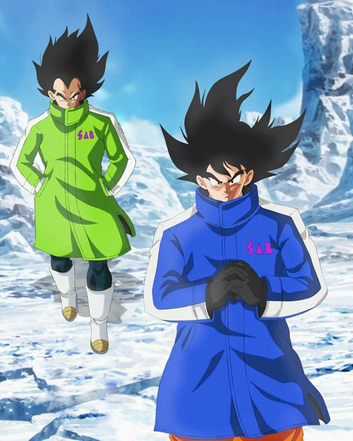deed3ca24350 Vegeta y Goku | Dragon ball super | Goku, vegeta, Dragon ball, Goku