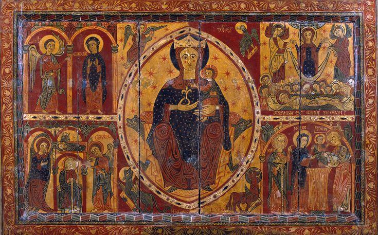 01.004.0034.02564.19836.7909 Frontal d'altar de Santa Maria del Coll (3)(MEV)