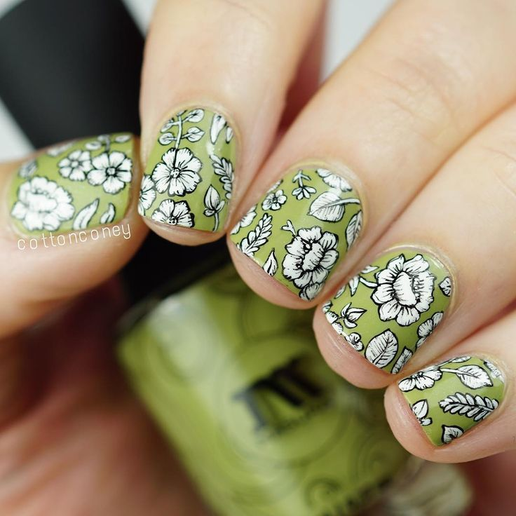 Mejores 1155 imágenes de Nail art en Pinterest | Arte de uñas ...