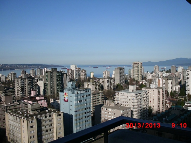 Travel Writer: Travel Writer Review: Blue Horizon Hotel, Vancouver, BC