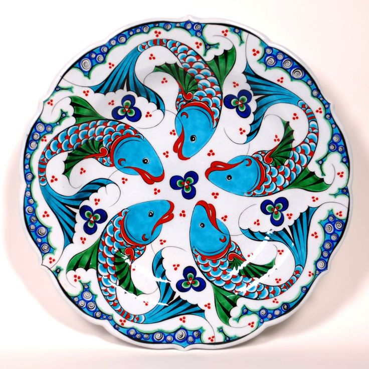 Turkish Tile Art