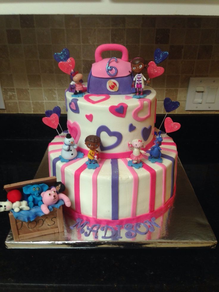 Images Of Character Cakes