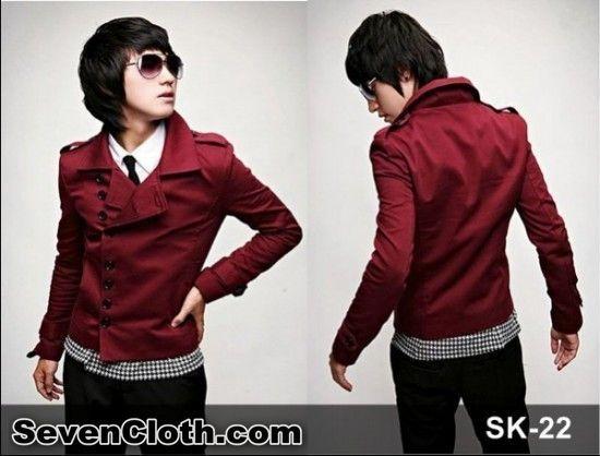 jual jas blazer jaket korea murah online (sk 22)
