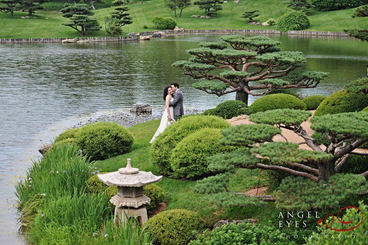 Chicago Botanic Gardens Wedding Glencoe Il Chicago 400 x 300