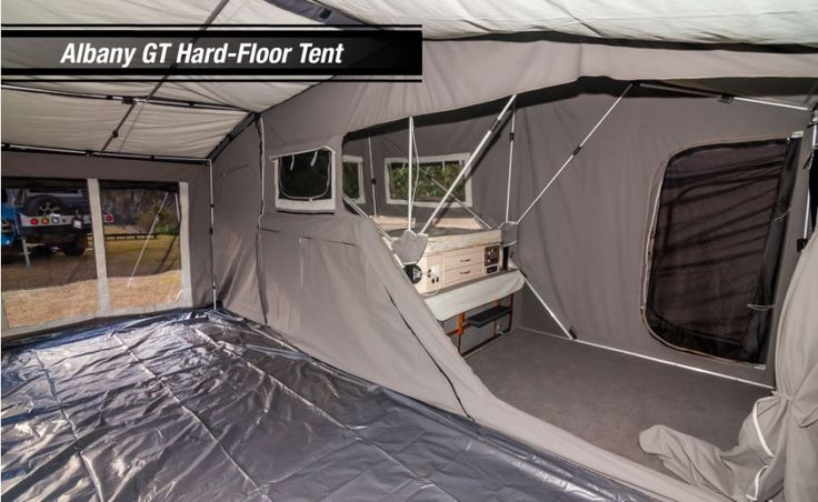 2015 Albany GT Off Road Hard Floor Camper Trailer for sale in VIC, NSW, SA, QLD and WA