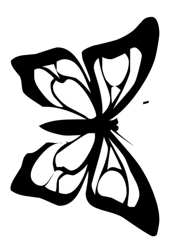 Monarch Butterfly Coloring Page Save The Monarchs Earth