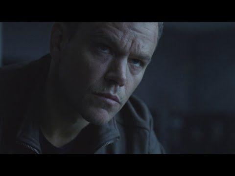 Matt Damon 'Remembers Everything' in First 'Jason Bourne' Trailer