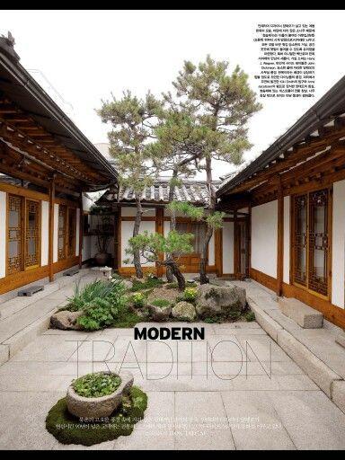 traditional korean homes | Korea traditional house...Hanok