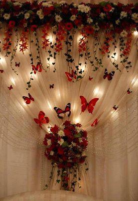 Butterfly Decor