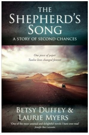 Christian book about woman who wrote out Psalm 23 and how it changed 12 ives when they found it ending up back with her son. 20th November 2016     Book Club