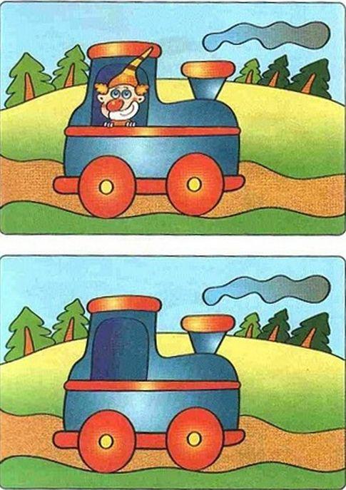 картинки для детей найди отличия (3) (485x687, 840Kb)