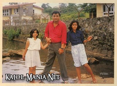 Kajol childhood photos | PINKVILLA