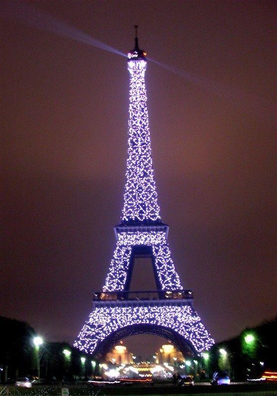 Twinkling Eiffel Tower & 597 best Beautiful Scenery images on Pinterest   Full moon ... azcodes.com