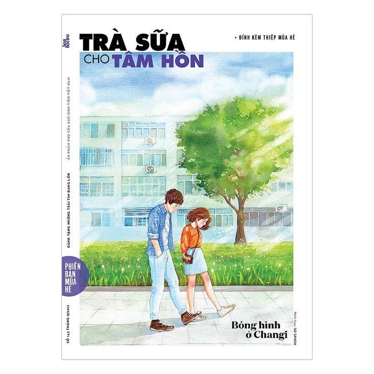 Ebook Trà Sữa Cho Tâm Hồn  Tập 143: Bóng Hình Ở Changi .prc .pdf .doc .epub .txt