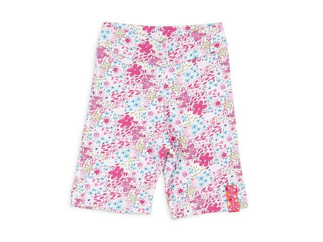 Calza corta floreada Only Babys / Premium #rayado #rayas #nena