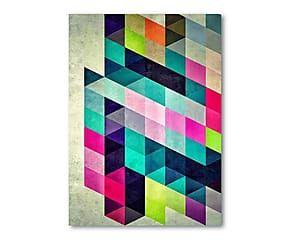Stampa digitale Cyrvynne auf Leinwand - 40x60 cm