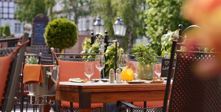 Relais & Châteaux Hotel Die SONNE Frankenberg · Hotel