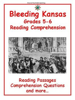 what caused bleeding kansas