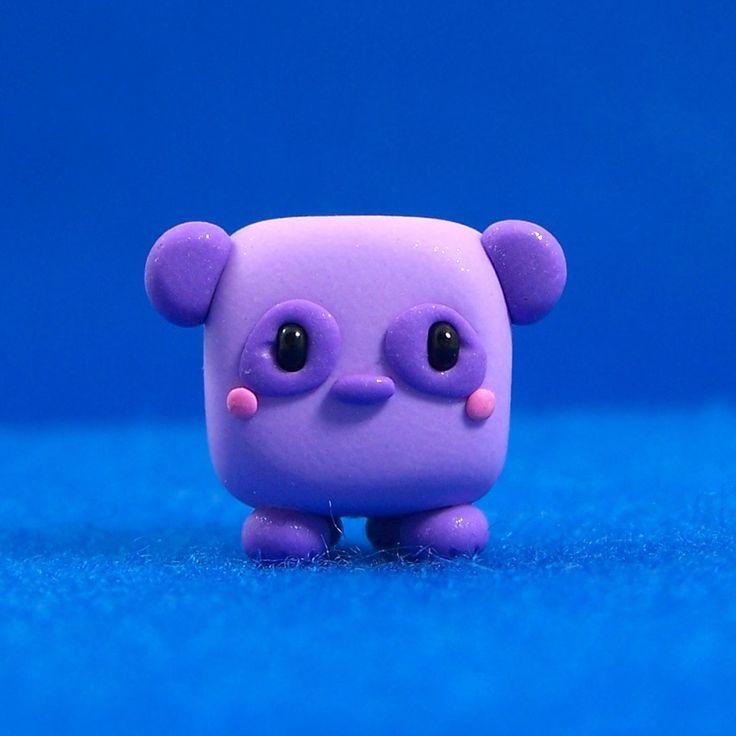 Kawaii Panda Cube | by Jenn and Tony Bot