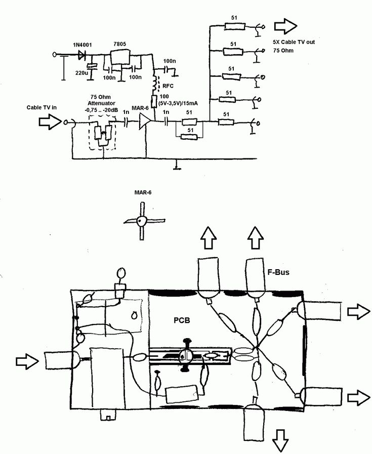 New Tv Amplifier Wiring Diagram #diagram #diagramtemplate