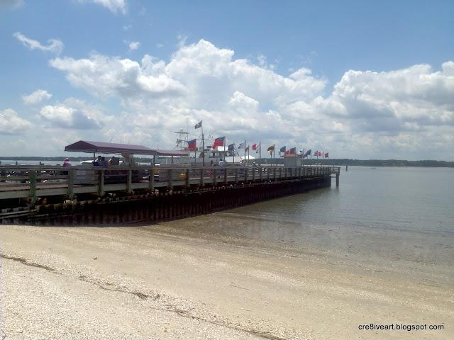 16 best images about 2012 05 21 harbour town hilton head for Hilton head fishing pier