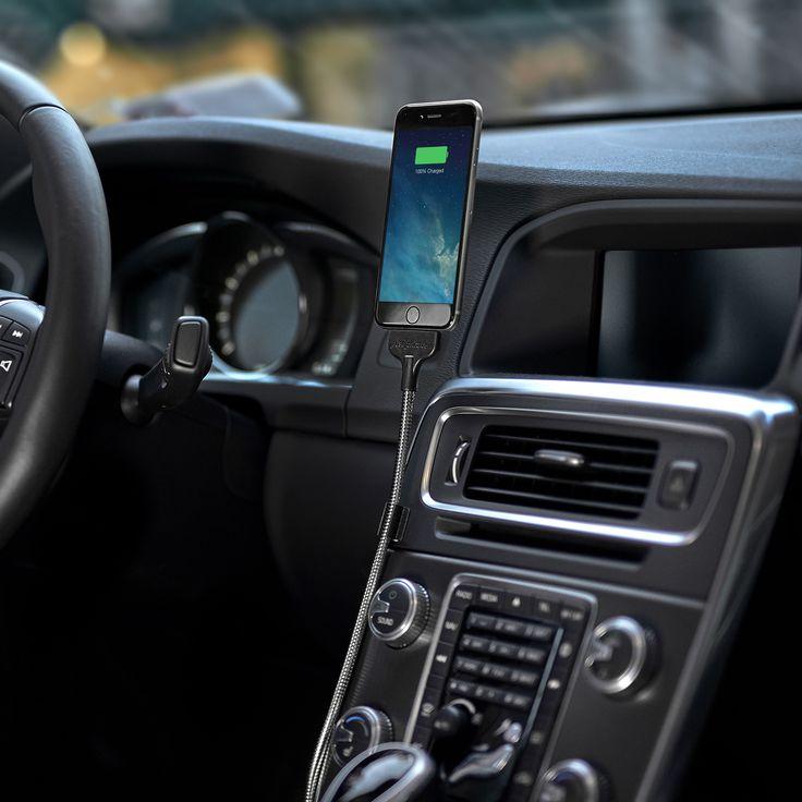 BOBINE AUTO|The World's Most Flexible iPhone Car Dock
