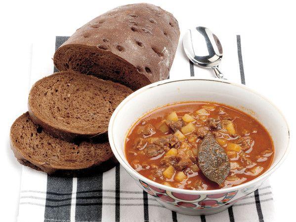 Zuppa di gulasch - gulaschsuppe