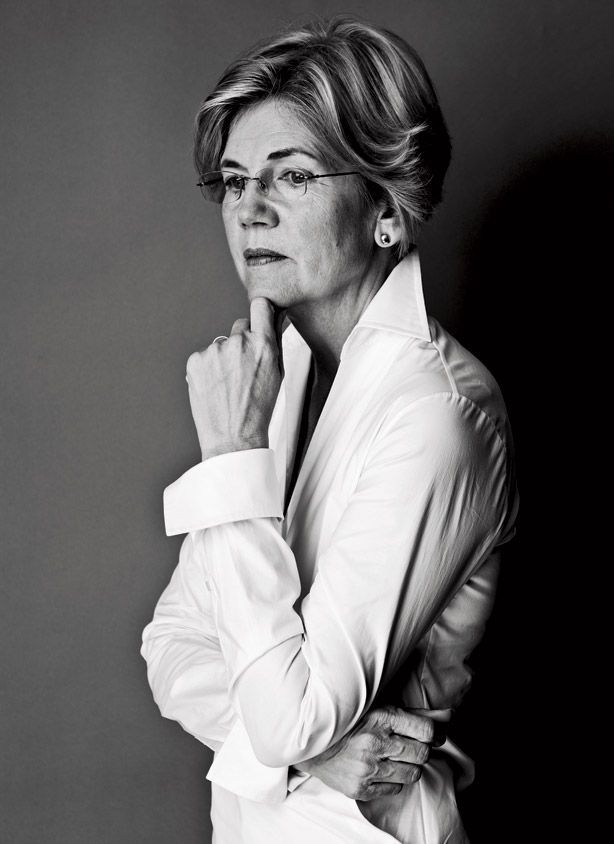 Elizabeth Warren Is the Teacher She has come to remind us who we are, or at least who we once were. She is the only one warning that conditions in the financial sector are in some ways worse now than before the collapse of 2008. Her message has gained her many powerful enemies. And it has a lot of people very eager for Elizabeth Warren to run for president.
