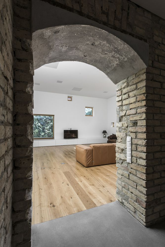 Gallery of House in Vilnius / Laurynas Žakevičius Architects - 9