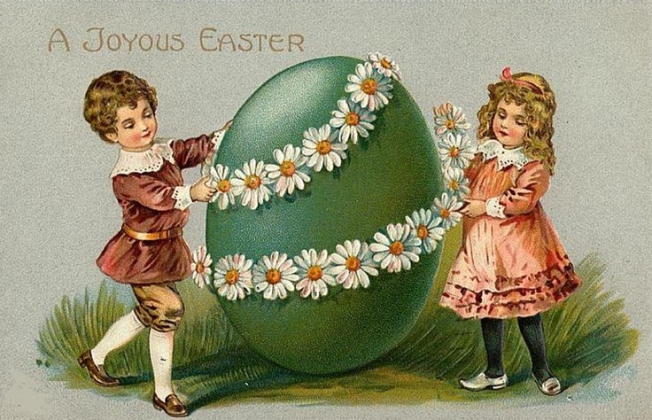 Old Easter Post Card            (800x516)