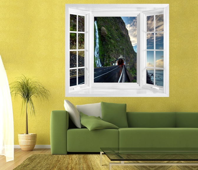 Wall Mural Posters 64 best window illusion murals images on pinterest | illusions