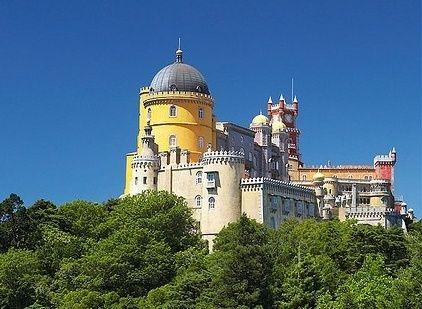 244 best images about favorite spaces places lisbon for Oficina de turismo sintra